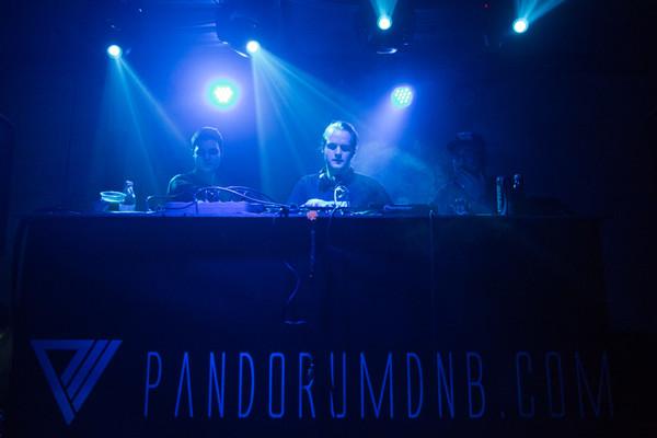 Pandorum | Festival Electrochic