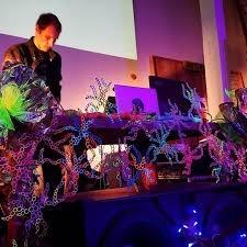 "Showcase ""Glitch hop"" de l'artiste ""4bstr4ck3r"" — © , Festival Electrochic"